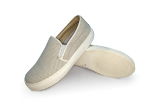 Slipino - Beige Boat Shoes (Woman)